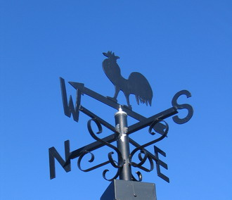 Weathervane photo par Ulli Diemer